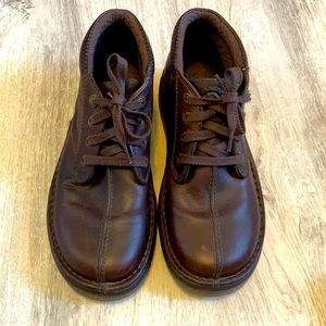 Dr. Marten Marty Brown Laced Boots 10